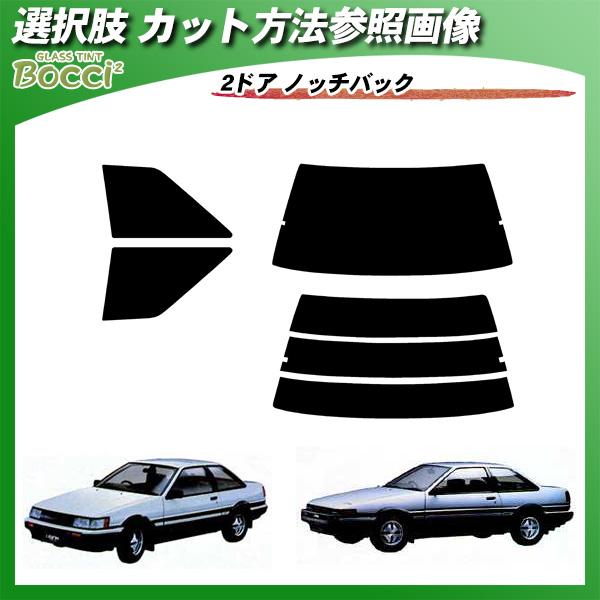 トヨタ 86 トレノ (レビン) (AE86/AE85) IRニュープロテクション カット済みカーフィルム リアセット